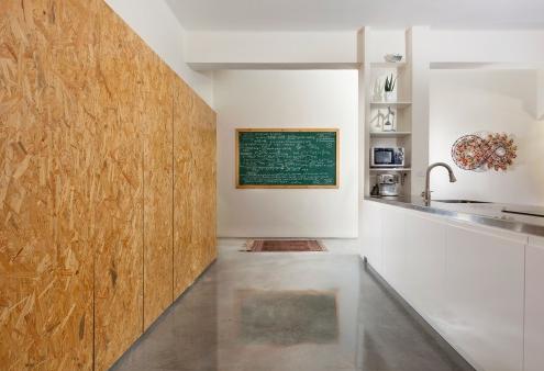 Design Dilemma: Hoe kun je hout gebruiken op de muur?  Unifynls Blog