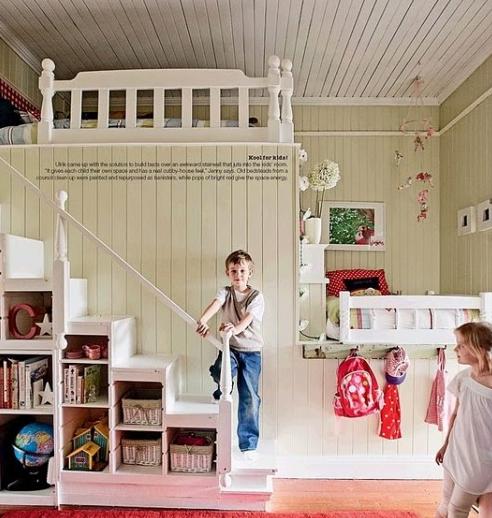 Groot gezin zo hou je ze allemaal gelukkig unifynl 39 s blog - Deco kamer kind gemengd ...
